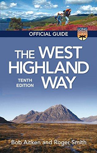 Long Distance Guides The West Highland Way: Official Guide par Bob Aitken