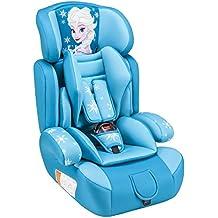Disney Piku - Silla de coche, grupos 1/2/3 (9-36 kg, 1-12 años)