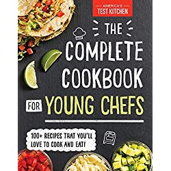 The Complete Cookbook for Young Chefs (English Edition)