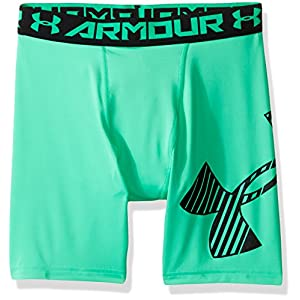 Under Armour Jungen Mid Shorts