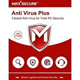 #2: Max Secure Software Antivirus Platinum Version 6 - 1 PCs, 3 Years (Email Delivery in 2 Hours - No CD) (Activation Key Card)