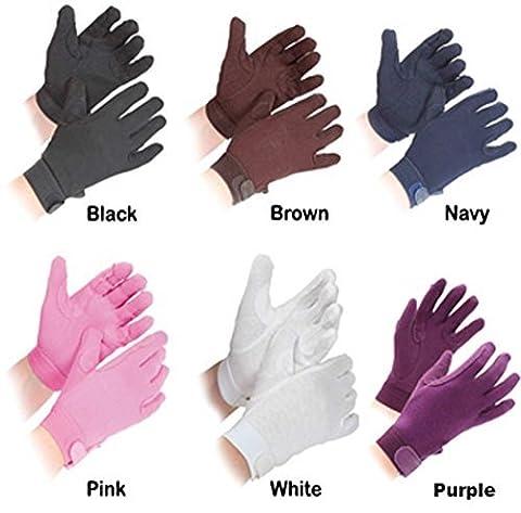 Childs Newbury Riding Gloves - Medium -