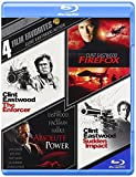 4 Film Favorites: Clint Eastwood Action - The Enforcer / Sudden Impact / Absolute Power / Firefox [For-UK/Europe]