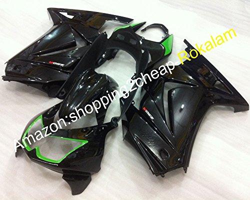 Verkleidung für Kawasaki EX250 EX 250R ZX-250 2008 09 10 11 2012 Ninja ZX 250R (Spritzguss) (09 Kawasaki Ninja 250r)