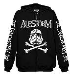 Chameleon Clothing Alestorm Darth Vader Hood-Zip