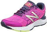 New Balance W680v5, Zapatillas de Running para Mujer, Rosa (Pink), 37.5 EU