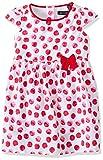 Blue Seven Mädchen Kleid RH, Rot (Hochrot 332), 98