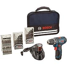 Bosch GSR Professional 10,8 V- Atornillador, color Azul