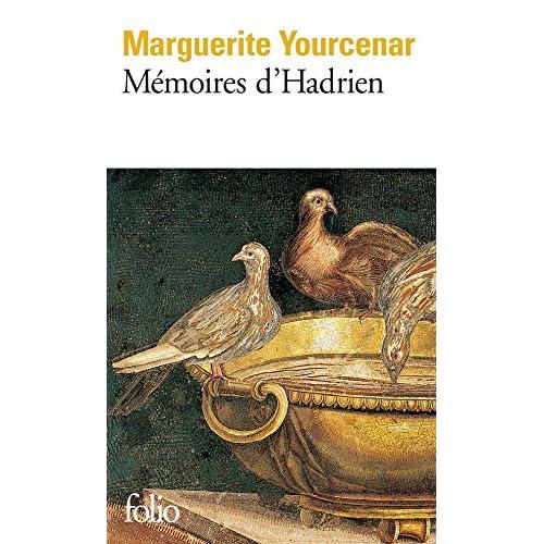 Mémoires d'Hadrien / Carnets de notes de Mémoires d'Hadrien (Folio t. 921)