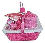 Palau Toys - Juego cesta cocina para playa con 18 accesorios (2272)