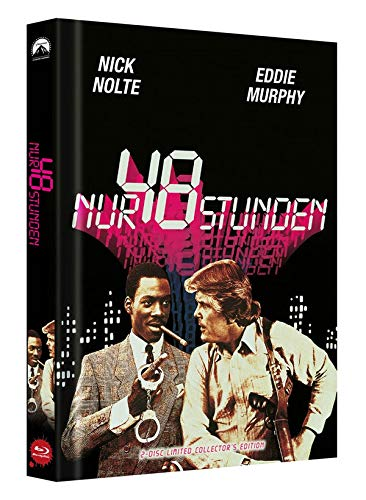 Nur 48 Stunden (+ DVD) 2-Disc Limited Collectors Edition Mediabook (Cover A) - limitiert auf 300 Stk. [Blu-ray]