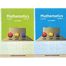 Mathematics for Class 12 by R D Sharma (Set of 2 Volume) (2018-19 Session)