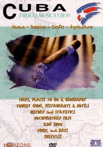 Preisvergleich Produktbild CUBA - Son tabac,  sa musique (1 DVD)