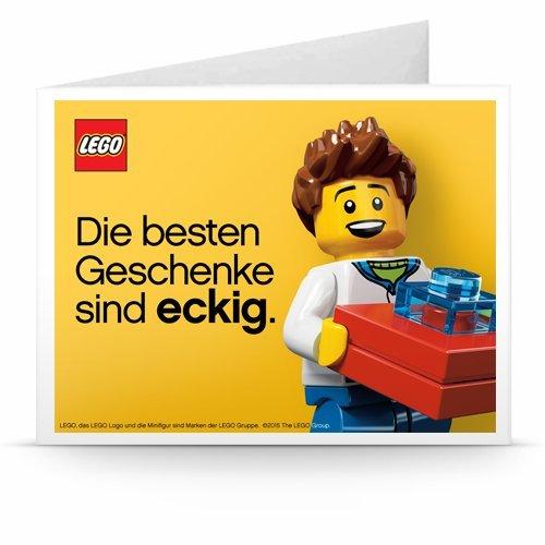 Produktbild Amazon.de Gutschein zum Drucken (LEGO)