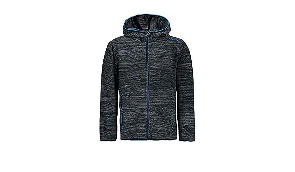 CMP Boy Jacket FIX Hood azurblau