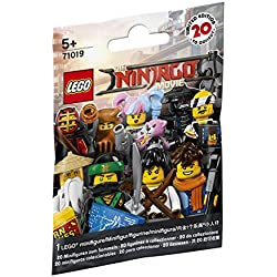 Lego Bustine Minifigure The Ninjago Movie, 71019