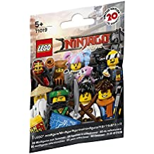 LEGO Minifigures - Colección de minifiguras de The Lego Ninjago Movie (71019)
