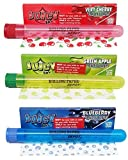 Bundle - 6 Items - Juicy Jays American Pies Flavors - King Size Slim Rolling Papers by Juicy Jays