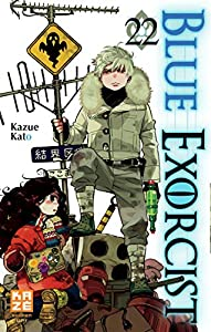 Blue Exorcist Edition simple Tome 22