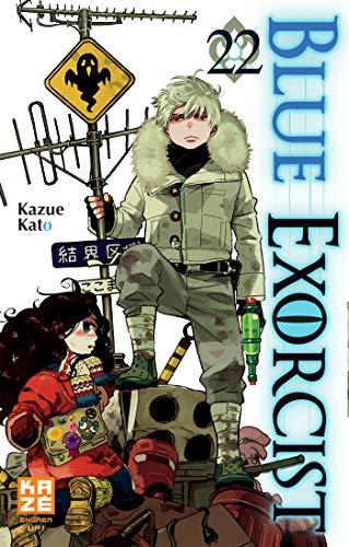 Blue Exorcist T22 par  Kazue Kato