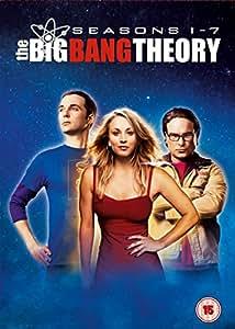The Big Bang Theory: Season 1-7 [DVD][2014] [2007]
