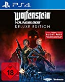 Wolfenstein Youngblood - Deluxe Edition (Deutsche Version) [PlayStation 4]