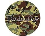 Slipmat della Factory Technics Army Slipmat, 2pezzi
