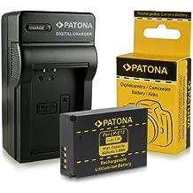Chargeur + Batterie LP-E12 pour Canon EOS 100D   EOS M   EOS Rebel SL1