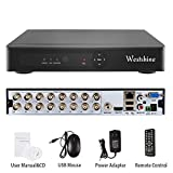 Westshine 16-Kanal 1080N Digitaler Videorekorder H.264 CCTV Netzwerk DVR NVR...