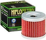 3x Filtro de aceite Keeway RKV 125 11-14 Hiflo HF131