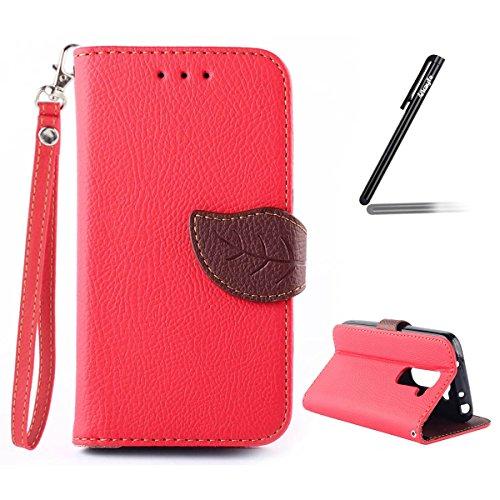 Ukayfe LG G2 Mini Case, Custodia Portafoglio/Wallet / Libro in Pelle...