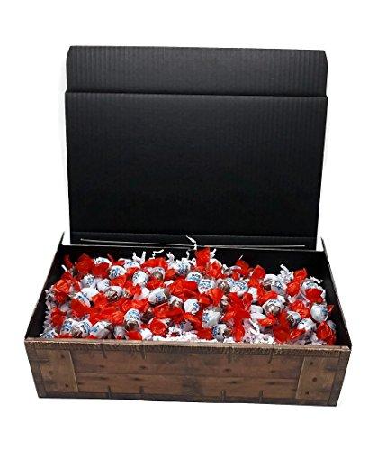 Kinder Schoko-Bons Schatztruhe - 68 Bons in Geschenkkarton mit Schatzkisten Optik