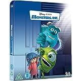 Monsters, Inc. Exclusive Steelbook 3D Blu-Ray