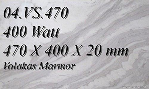 CALEFACCION POR INFRARROJOS–CALEFACTOR DE INFRARROJOS ELECTRICO (MARMOL MAGMA CALEFACCION 400W 04  VS 470