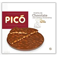Picó Torta de Chocolate con Almendras - 200 gr - [Pack de 5]