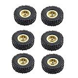 Classic II2 Kampf Spielzeug LKW Räder für JJRC Q61 RC 1/16 2,4G 4WD, Ersatz Kompatibel Militärische Änderung Auto Rad
