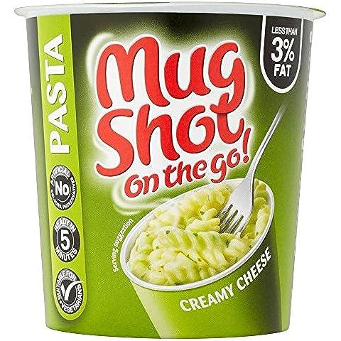 Mug Shot Sulla Pasta Del Formaggio Cremoso Go (68g)