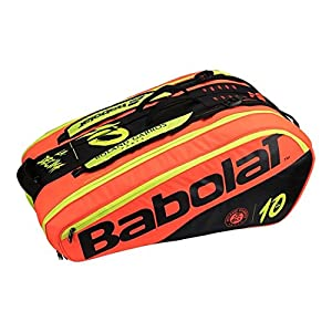Babolat Pure RG X12 Schlägertasche, Orange, Einheitsgröße
