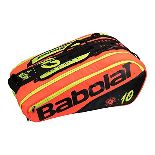 Babolat Sac de Raquette Pure RG X12, Orange, Taille Unique
