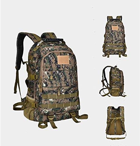 BM Borsa all'aperto alpinismo Camo tactical borsa a tracolla spalla borse da viaggio , 2 3