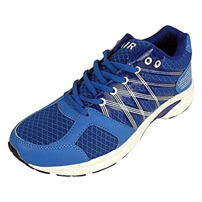 Mens Shock Absorbing Running Trainers Jogging Gym Fitness Trainer Shoe UK 8