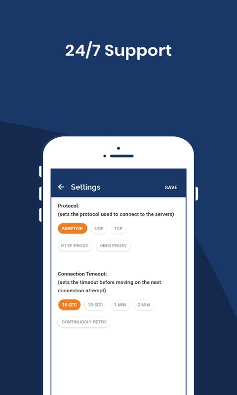 OpenVPN Connect - Fast & Safe SSL VPN Client: Amazon co uk