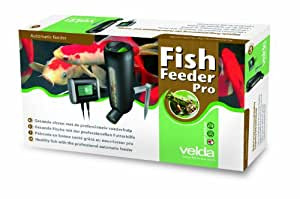 Velda 124817 futterautomat f r teichfische 4 for Teichfische verkauf