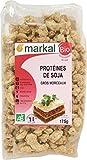 Protéines de Soja Bio gros morceaux | 175g | Markal