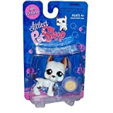 Littlest Pet Shop - LITTLEST - Dogge / Hund # 577 mit Hundenapf