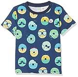 Tuc Tuc 48389, Camiseta para Bebés, Azul (Marino), 104 (Tamaño del Fabricante:4A)