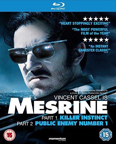 Bild von Mesrine [Blu-ray] [UK Import]