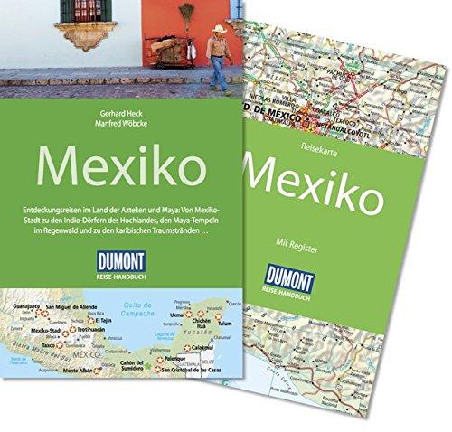 Preisvergleich Produktbild DuMont Reise-Handbuch Reiseführer Mexiko: mit Extra-Reisekarte