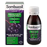 Sambucol Sambucol ImmunoForte Sugarfree 120ml