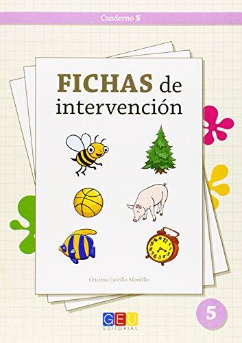 Fichas de Intervención 5 (2013) (Fichas De Atencion)